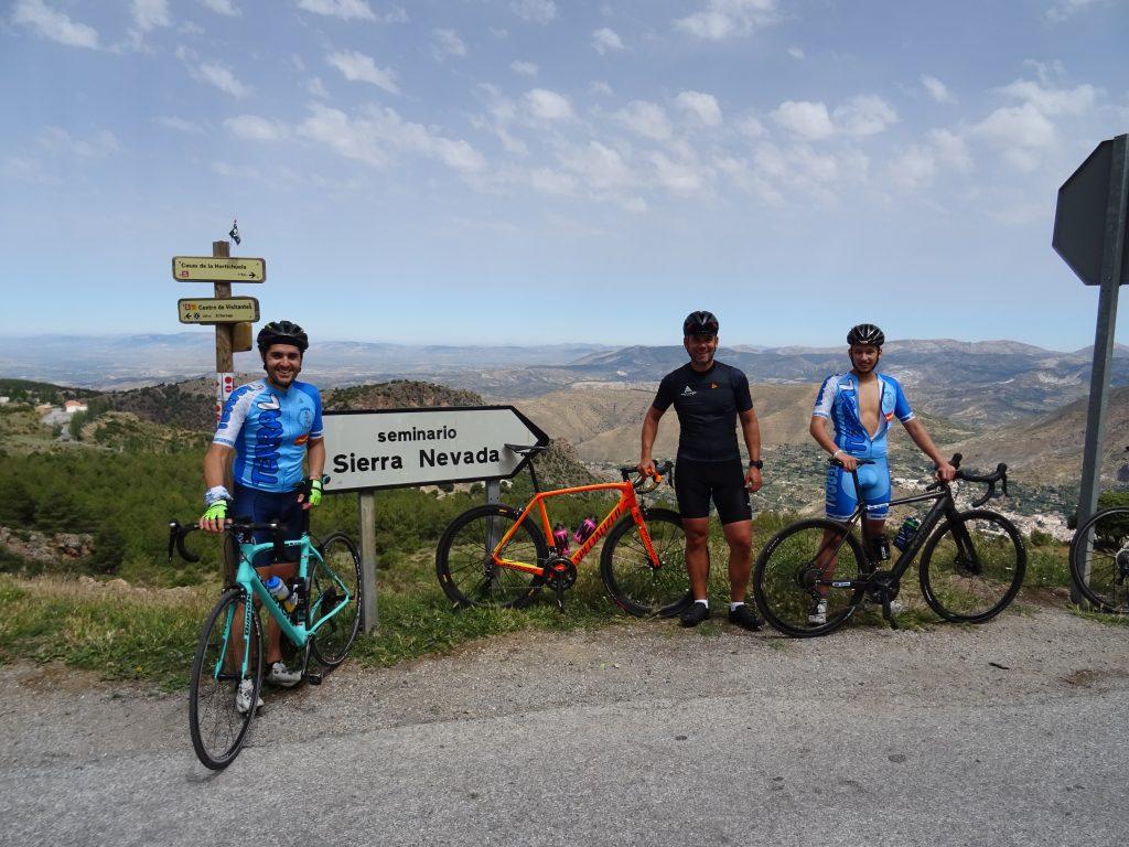 Sube al Pico Veleta