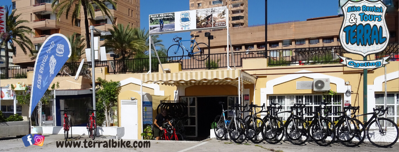 Terral Bike Rental & tours